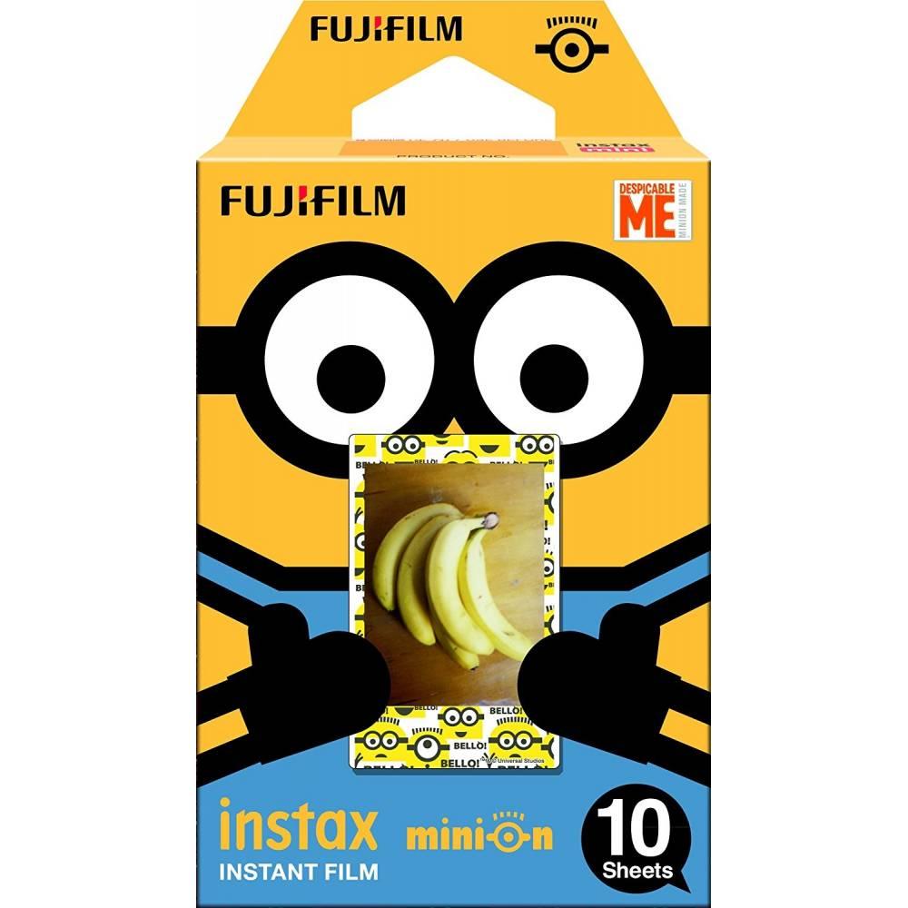 Fujifilm Pellicola Istantanea Instax Mini Minion Lomo 10 foto