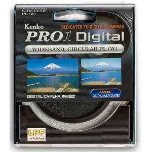 KENKO PRO1 DIGITAL WIDEBAND CIRCULAR PL (W) 72mm