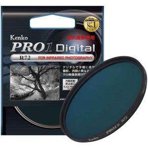 KENKO  FILTRO  PRO1  R72   infrared  82mm