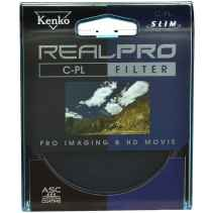 KENKO REAL PRO 62mm Slim Circular Polarizer filter Polarizzatore