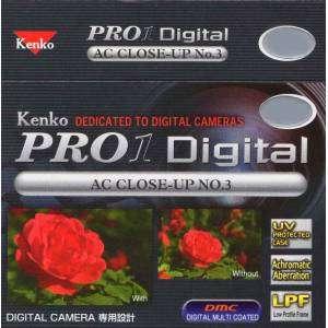 KENKO PRO1 digital 72mm  AC CLOSE-UP NO.3  Filter