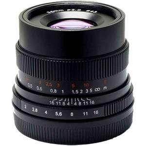 7ARTISAN LENS E 35mm f2.0 per Sony E-Mount full frame