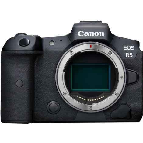 CANON EOS R5 SOLO CORPO BODY Garanzia Canonpass