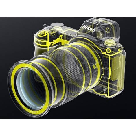 NIKON Z7  24-70mm f/4 S FTZ ADAPTER GARANZIA NITAL 4 ANNI
