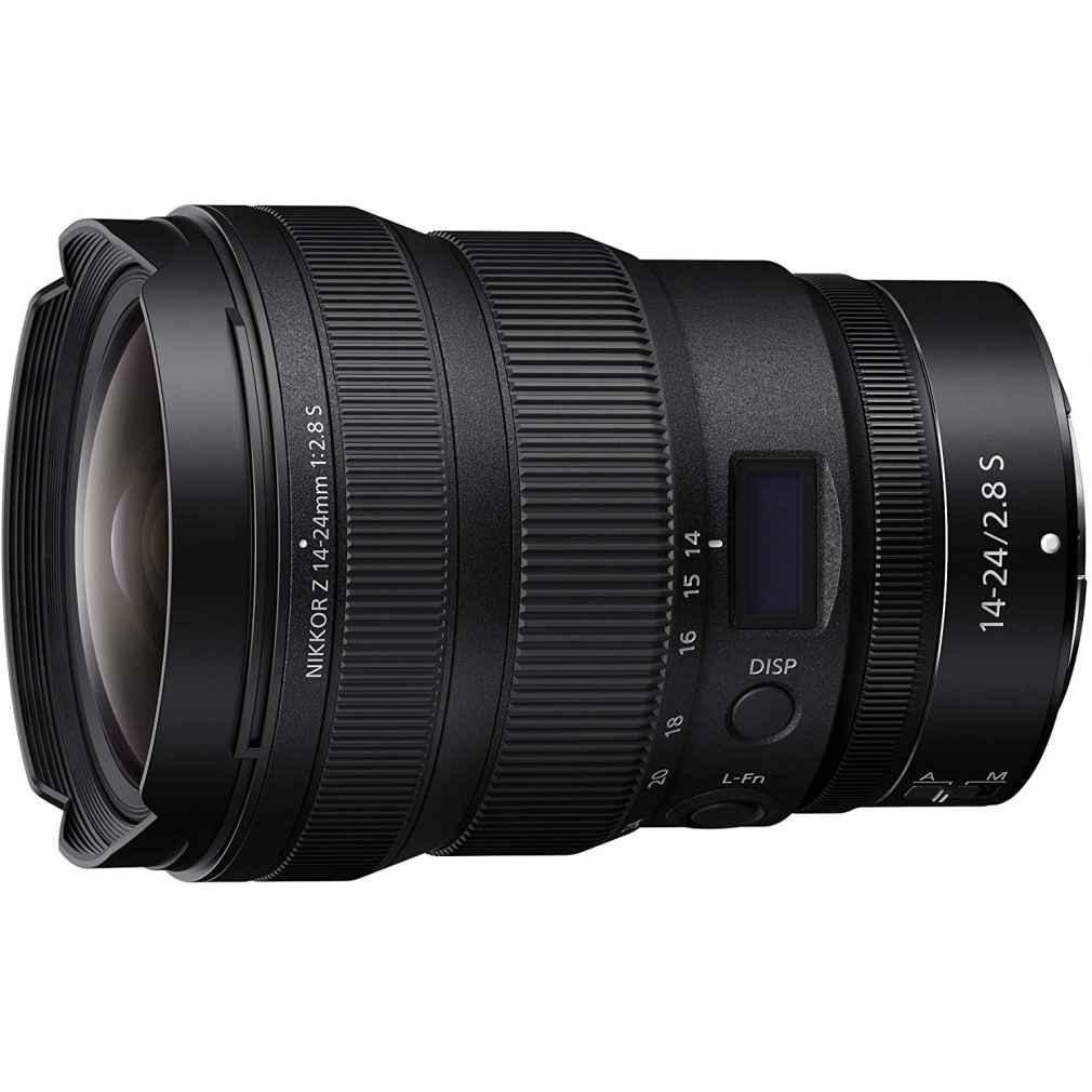 Nikon Z 14-24mm F2.8 Nikkor S Garanzia Nital 4 Anni