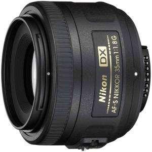 Nikon Obiettivo Nikkor 35mm f/1.8G AF-S DX NITAL