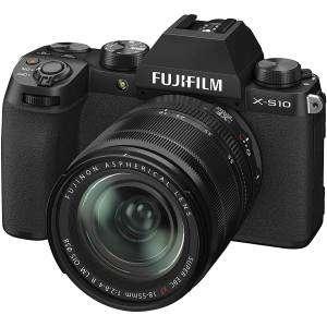 Fujifilm X-S10 Black Kit XF...