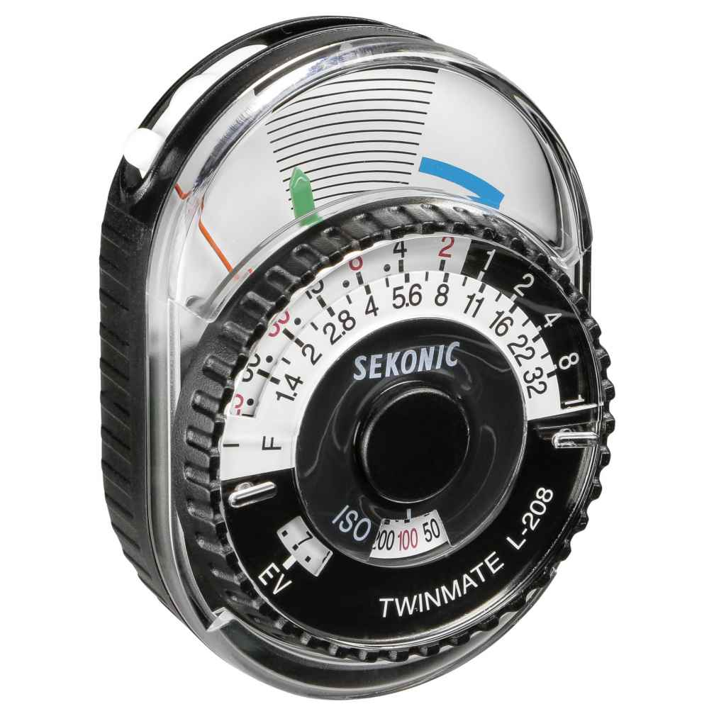 Sekonic L-208 Twinmate esposimetro L208