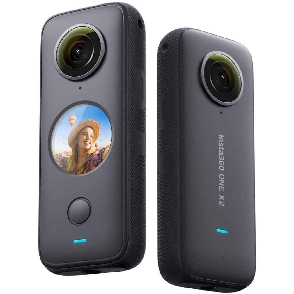 INSTA360 ONE X2 Pocket 360 Steady Cam Garanzia NITAL