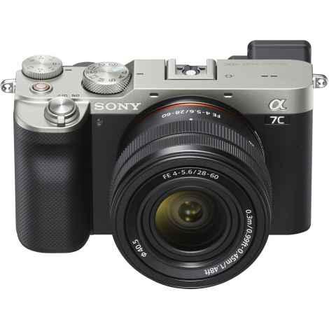 Sony Alpha 7C Silver KIT FE 28-60mm f/4-5.6 ILCE-7CL