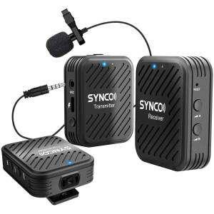 Synco G1-A2 Microfono Sistema Wireless Omnidirezionale