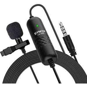 Synco Lav-S6E Microfono Lavalier