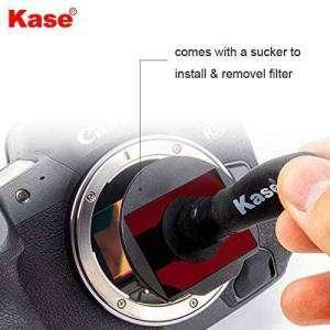 Kase – filtro clip-in per fotocamera Canon R5  R6