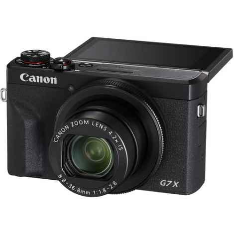 CANON POWERSHOT G7X MK III BLACK