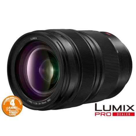 Panasonic S-E2470 Lumix S PRO 24-70mm F2.8  Leica