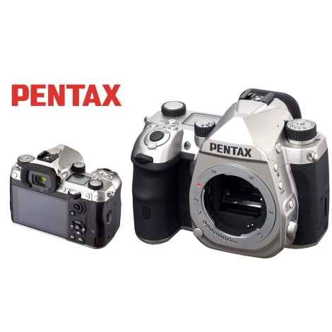 Pentax K3 Mark III Silver Body