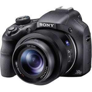 SONY DSC-HX400V Cyber-Shot Black Zoom 50X Zeiss