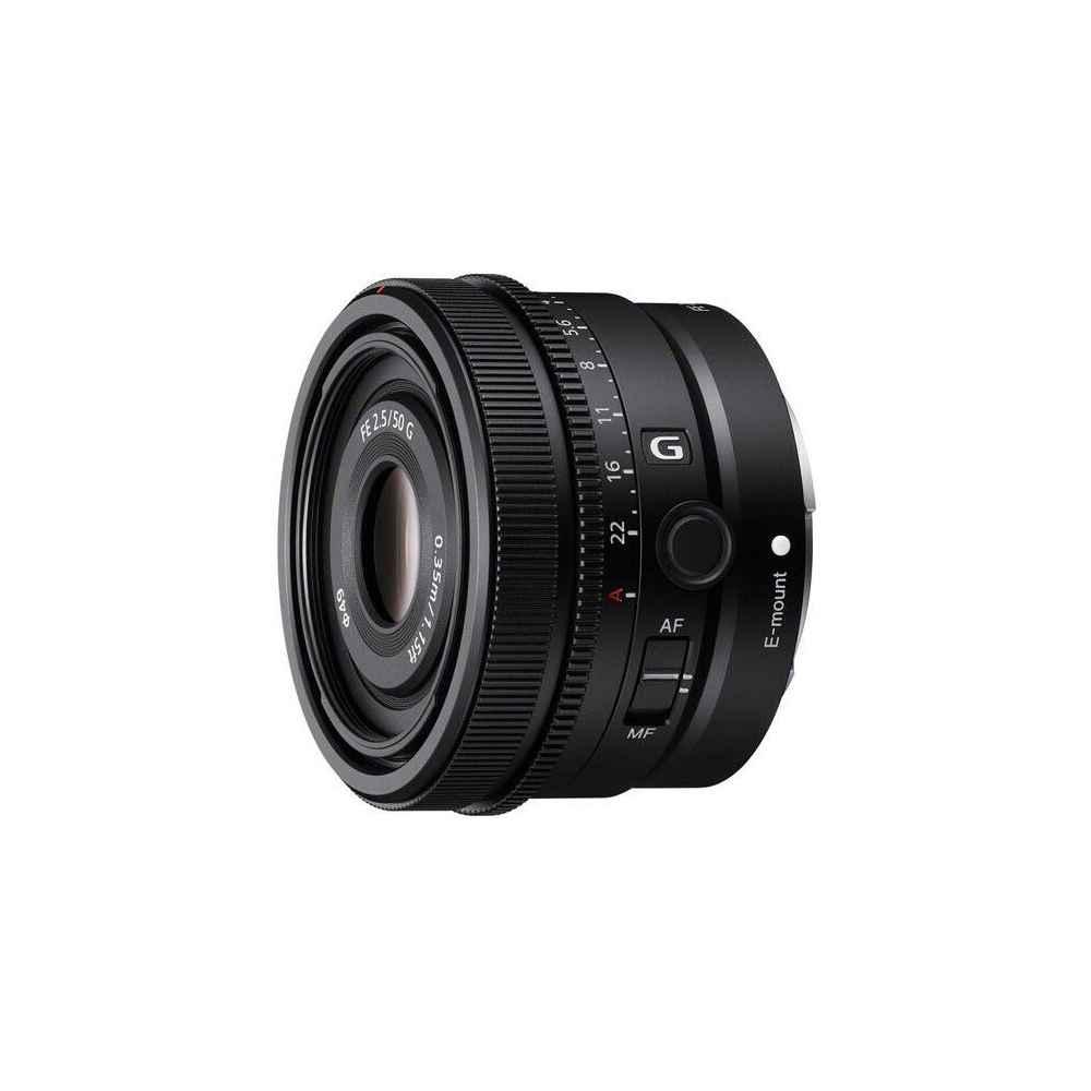 Sony FE 50mm F2.5 G SEL50F25G E-MOUNTH
