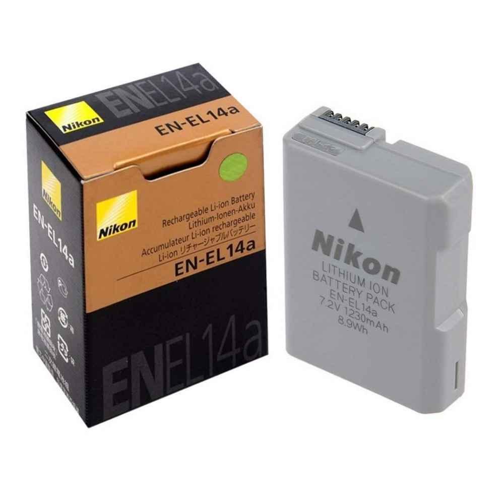 Nikon EN-EL14A Batteria Li-ion