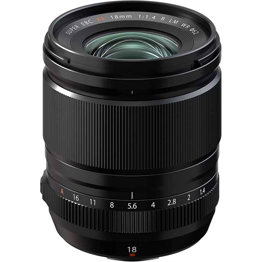 Fujifilm XF 18mm F1.4 R LM WR Fujinon Lens