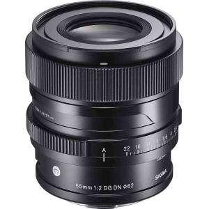 SIGMA 65mm F2 DG DN ART per...