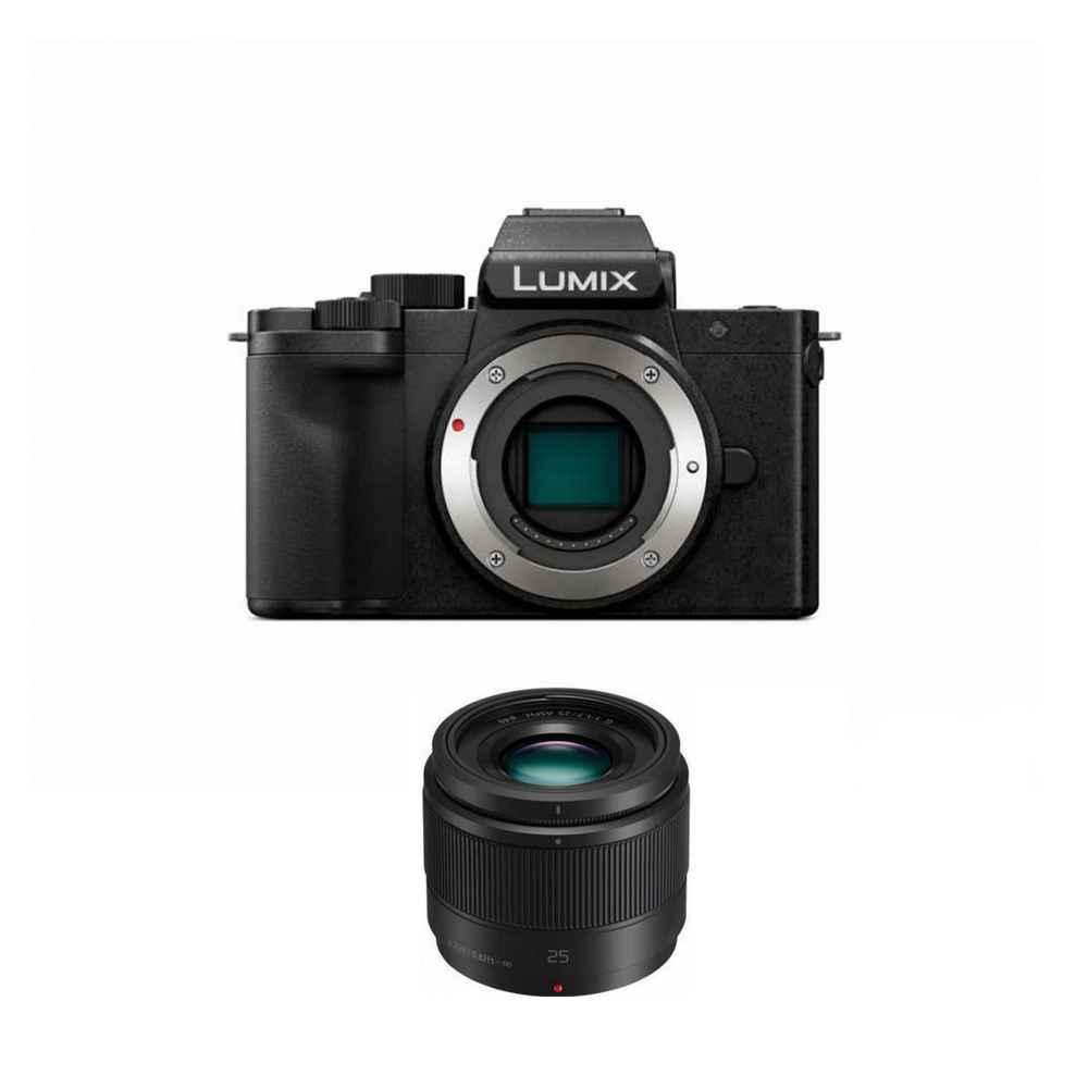 Panasonic Lumix G100 Kit 25mm F1.7