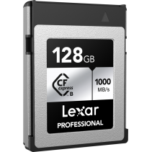 LEXAR CFexpress card 128GB...