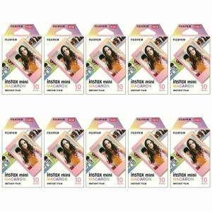 Fujifilm MACARON 10 Packs per 100