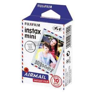 Fujifilm Pellicola Istantanea Instax Mini AIR MAIL 10 foto