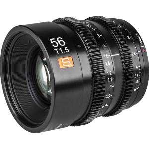 Viltrox S 56mm T1,5 CINE per SONY E-Mount APS-C Manual Focus Lens