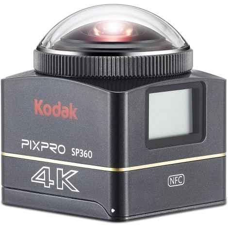 Kodak PIXPRO SP360 4K Extreme Pack Action Cam