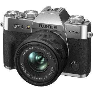 Fujifilm X-T30 II Silver XC 15-45mm f3.5-5.6 OIS PZ