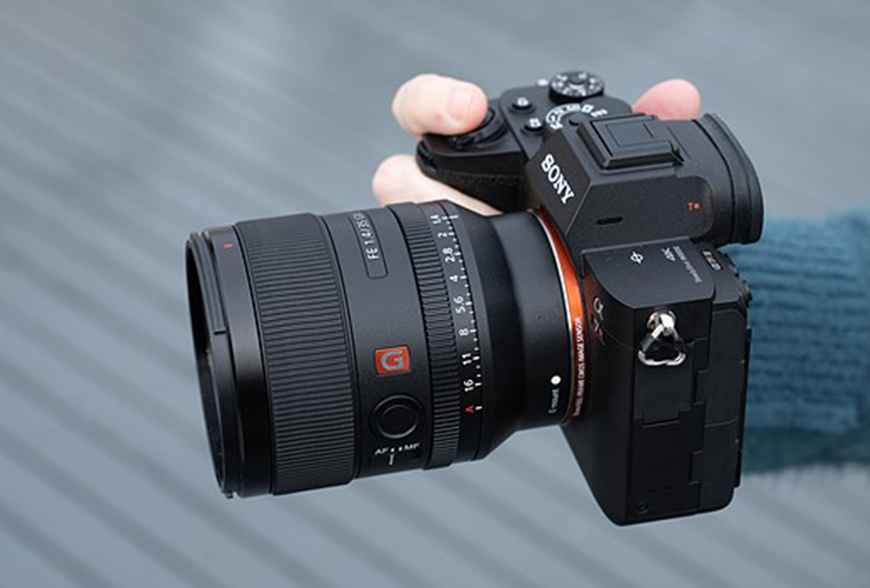 SONY FE 35MM F/1.4 GM | NELLA SERIE G MASTER SONY ENTRA IL 35MM