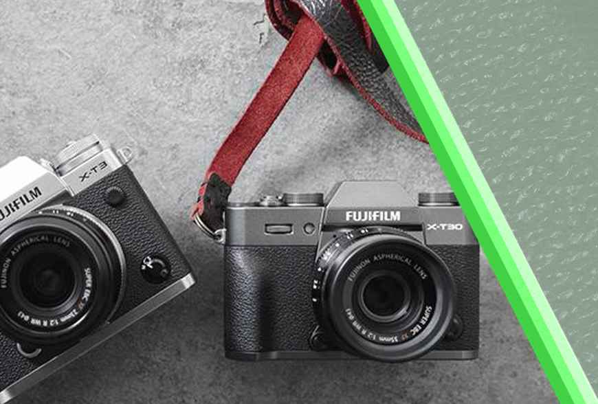 Fujifilm Instant Rebate: sconto immediato su X-T3 e X-T30